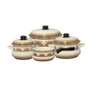 Набор посуды Терракота фото