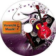 Тиражированию CD и DVD дисков фото
