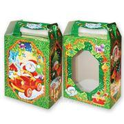 Новогодние коробки |купить подарочные коробки |оптом|новогодняя упаковка для конфет фото