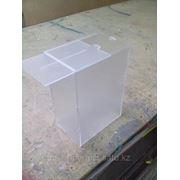 Стеклянный ящик фото