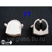 Патрон поворотный для аквариумных ламп Т5 (G5) 10 штук фото