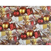 Бумага упаковочная новогодняя 70*100см (870738) фото