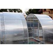 Теплица «Матрешка» со съемной крышей, длина 6м фото