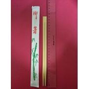 Бамбуковые палочки для еды фото