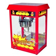 Аппарат для попкорна Starfood ET-POP6A-R фото