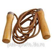 Скакалка (шнур, кожа) 524-533 фото