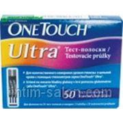 Акция ! One Touch Ultra 50 шт, Больше заказ - меньше цена ! фото