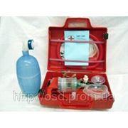 Ручной аппарат для искусственной вентиляции легких АДР-1200 фото