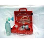 Аппарат для искусственной вентиляции легких c ручным приводом АДР-600 фото