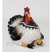 """BS-72 емкость для сыпучих пр-в """"мадам курица"""" (845648) фото"""