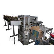 Автомат групповой упаковки в картонную гофротару АГФ- 400 фото