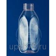 Бутылка для молока 1.00 л | тара для соусов | пэт бутылки | суши на вынос | фото