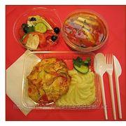 Закуски и горячие блюда фото
