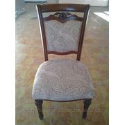 Обивка стульев фото