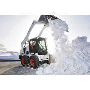 Утилизация снега фото