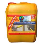 Добавка для бетона Sika MixPlus 5 кг воздухововлекающая добавка.