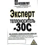 """Теплоноситель """"ЭКСПЕРТ"""" -30С Канистра 50 кг. фото"""