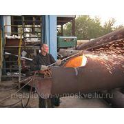Демонтаж проржавелых, старых металлоконструкций и выкуп металлолома. Вывоз металлолома в Москве и области. фото