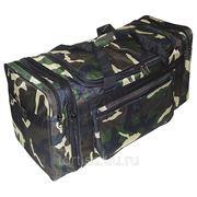 7648-Д-214Р камуфляж Дорожно-спортивная сумка фото