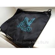 Рюкзак-мешок мужской фото