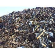 Лом черных металлов категории 22А фото