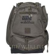 """Рюкзак США """"Национальная гвардия"""", оливковый, нейлон фото"""