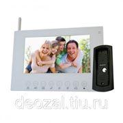 Беспроводный видеодомофон Intercom EYE EF-77WI фото
