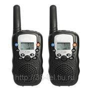 Радиостанция, поддержка 8 каналов,446,00625-446.09375MHz фото