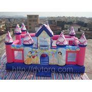 Замок принцессы фото