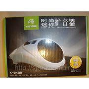 Громкоговоритель на пояс Yanmai k-8400 с поддержкой USB и MMC/SD карт памяти. фото