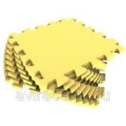 Универсальный коврик желтый фото