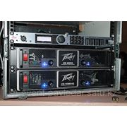 Аренда усилителей PEAVEY CS 4080HZ и PEAVEY CS 2000 + процессор dbx Professional Products фото