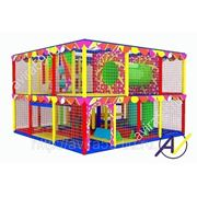 Детский игровой лабиринт. Цирк-1 фото