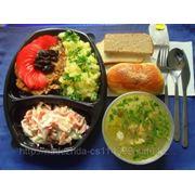 Обеды комплексные фото