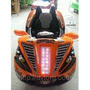 Аттракцион электромеханическая детская качалка Super Racing фото