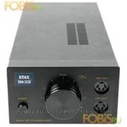 Усилитель для наушников STAX SRM 323II BLACK фото