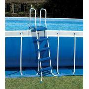 Лестница для бассейнов высотой 132см Intex 58975 фото