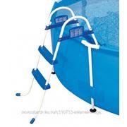 Лестница для бассейнов высотой 76см Bestway 58046 фото