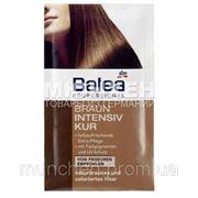 Профессиональная интенсивная маска для натуральных и окрашенных темных волос Balea Professional Braun Intensiv Kur 20 мл фото