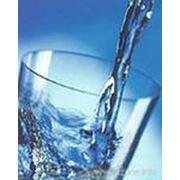 Проверка качества питьевой воды фото