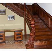 Лестницы под ключ фото