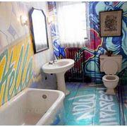 Роспись стен. Граффити. фото