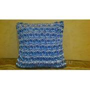 Подушки декоративных подушек на заказ в технике буфы. фото