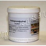 Полимент сухой Poliergrundpulver, красный 300 гр. фото