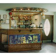 Дизайн интерьера - Плав-ресторан фото
