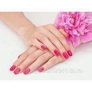 Покрытие ногтей Shellaс (Шеллак) фото