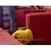Чистка мебели фото
