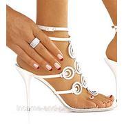 Курс обучения по моделированию ногтей на ногах