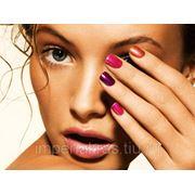 Покрытие ногтей лаком Vinylux фото