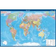 Политическая карта Мира. фото